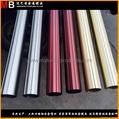精锯铝合金管件可做多色阳极氧化