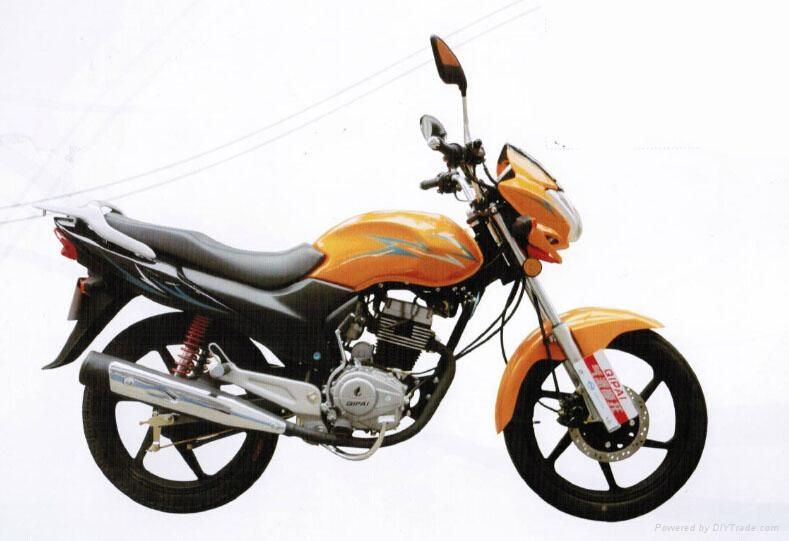 氣派125 cc/150cc 兩輪摩托車 1