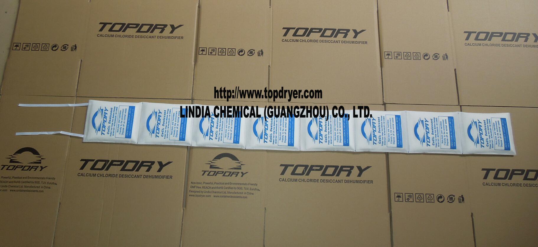 TOPDRY集装箱干燥剂 S2000 1