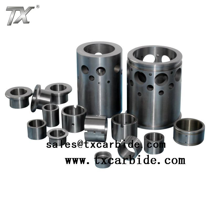 Tungsten Carbide Downhole Drilling Bushings 2