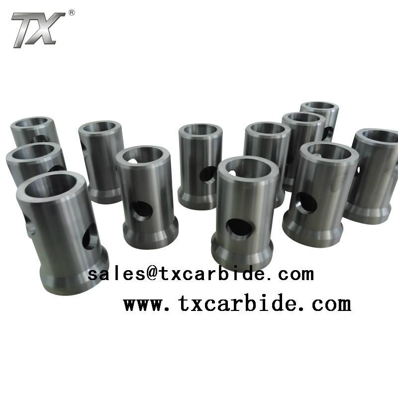 Tungsten Carbide Downhole Drilling Bushings 4