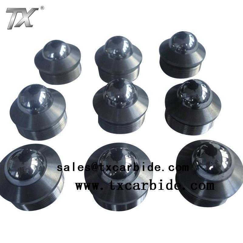 碳化钨球阀球座 3