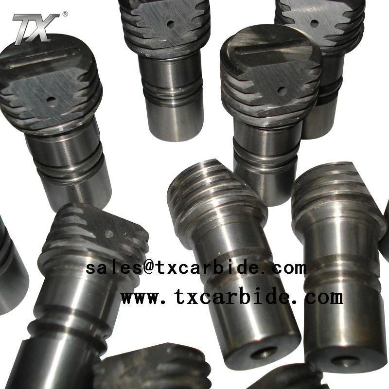 Carbide threading nozzle 3