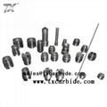 Carbide threading nozzle 4