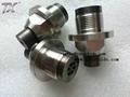 Carbide threading nozzle 5