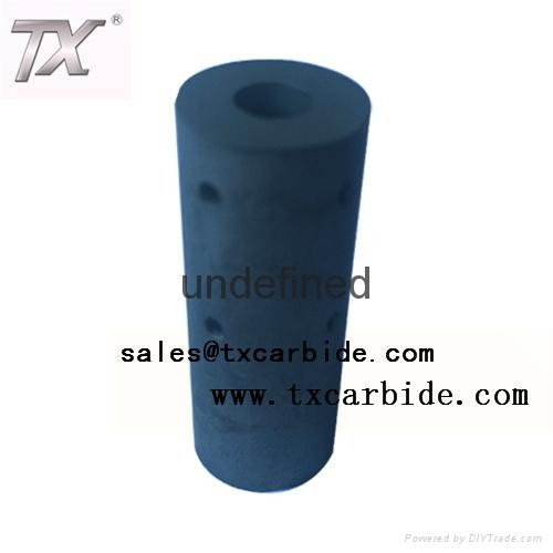 Cemented carbide blank 4