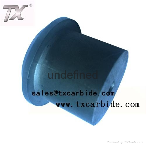 Cemented carbide blank 3