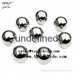 Professional processing hard alloy ball valve