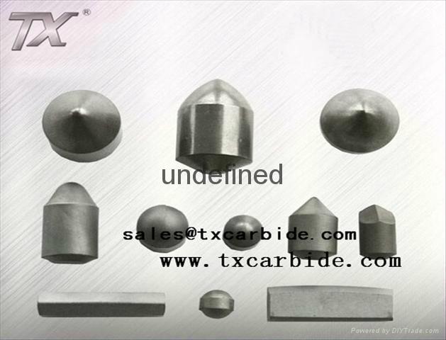 Tungsten Carbide Mining Bits for Mining Machine 2