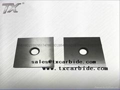 來圖定製 專業生產、加工各類硬質合金刀片