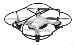 Apex Quadcopter with Battery Case and HD Camera Toy Drone (GD-90B)