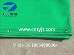 Flame Retardent High Quality Construction Scaffolding Safety Net