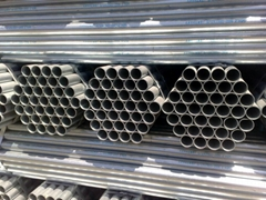 天津武清現貨供應 Q235 鍍鋅管消防專用管材