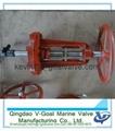Cast iron marine filter marine strainer JIS standard F7121 4