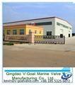Cast iron marine filter marine strainer JIS standard F7121 5