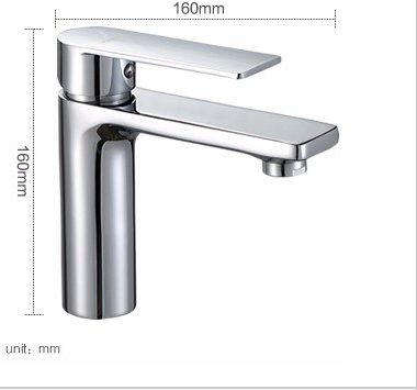 Good Price hot and cold water brass bath wash basin mixer tap 3