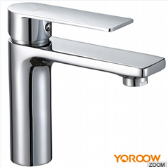 Good Price hot and cold water brass bath wash basin mixer tap
