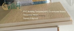 WPC Construction Board for Shuttering
