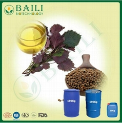 Plant Extract Bulk Omega-3 Perilla Seed Oil Rich in Alpha-Linolenic Acid for Hea