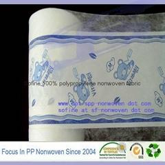 sofine SPP waterproof fabric nonwoven textiles