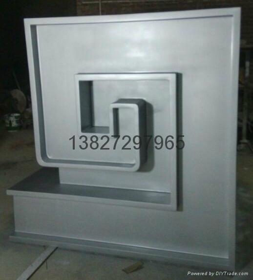 东莞玻璃钢雕塑制品 1