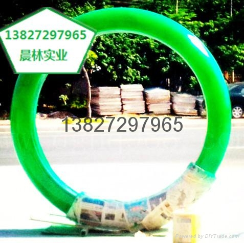 东莞玻璃钢雕塑制品 3