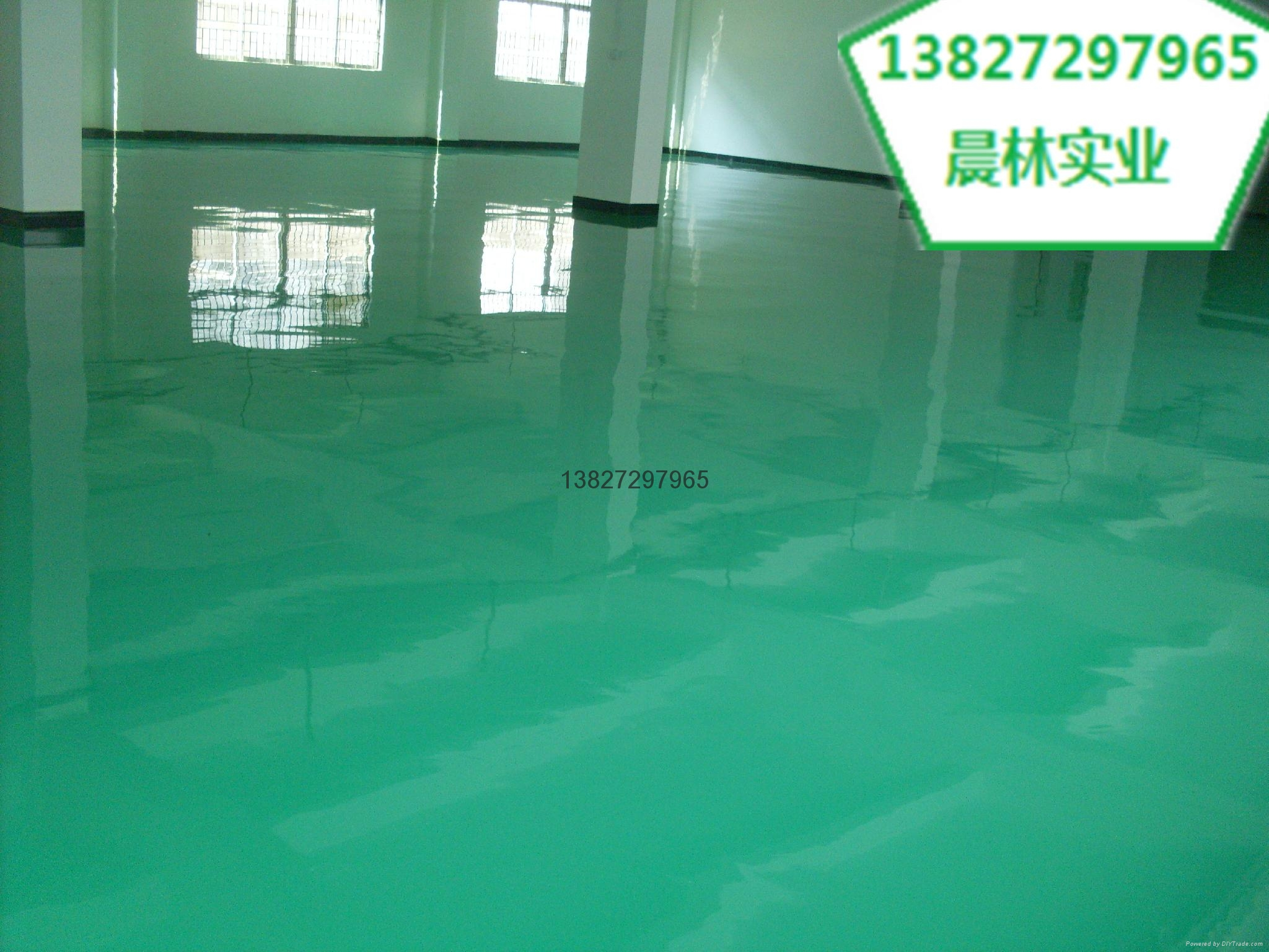 東莞玻璃鋼防腐工程施工 5