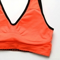 Breathable fitness clothing sports wear sexy bra and panty new design 4