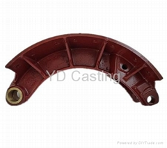 Cast Iron Tractor Auto Brake Shoes