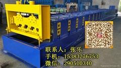 金属设备2.14全新推出高配置688楼承板机