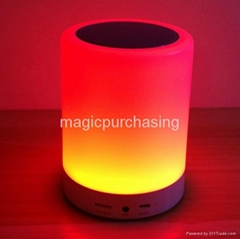 RGB Lighting Bluetooth Speaker