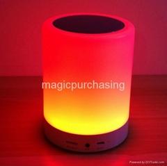 RGB Lighting Bluetooth Speaker