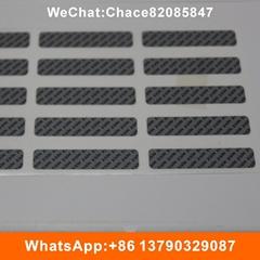 Anti-Fake Security Hologram Scratch Off Sticker