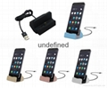 2017 China Factory Hot Selling For Samsung Charger Micro USB Dock Station Androi
