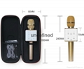2017 wireless headphone Q7 KTV Portable Bluetooth speaker  Microphone speaker