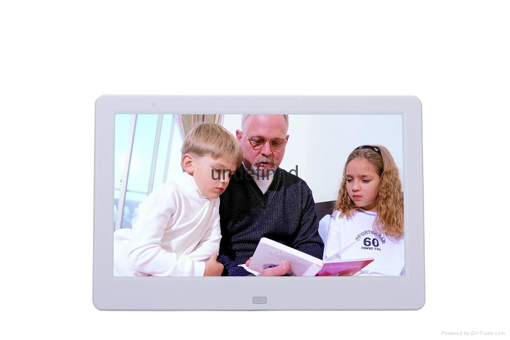 "Customize""10"" 12"" 15"" inch digital photo frame 10""Inch AD. promotion Gift frame 4"