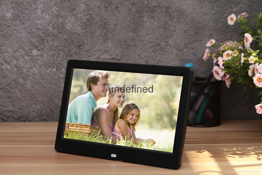 "Customize""10"" 12"" 15"" inch digital photo frame 10""Inch AD. promotion Gift frame 8"