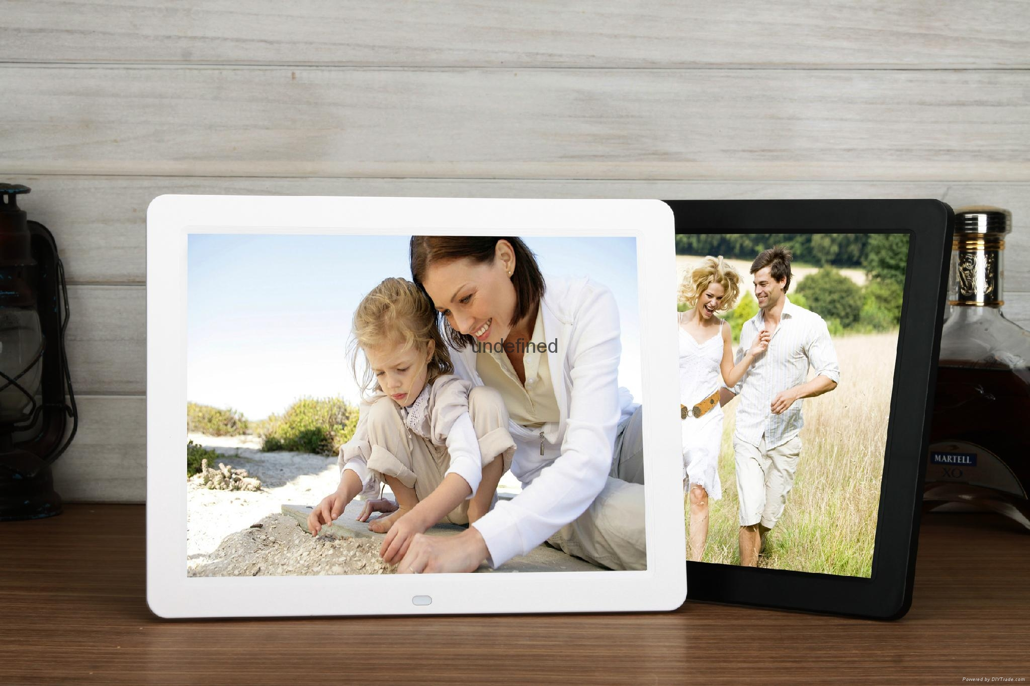 "Digital Picture Frame,12""Inch Android Bluetooth Wifi Digital Photo Frame 7"