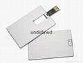 Promotional gift card usb flash drive Custom logo Business Card Usb Flash Drive