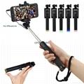 2017 Popular Wired Foldable Mini selfie