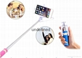 2017 New Mini Stick Phone Extendable Portable wired Selfie Stick Monopod