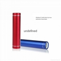 Wholesale 2000/2200/2600mAh Gift Mini Round Power Bank Charger