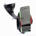 Popular car mount holder plastic dashboard adhesive mobile phone car holder