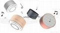 New Design Mini Portable Speakers Metal Wireless Bluetooth Speaker With FM Radio 16