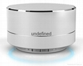 New Design Mini Portable Speakers Metal Wireless Bluetooth Speaker With FM Radio 11