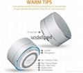 New Design Mini Portable Speakers Metal Wireless Bluetooth Speaker With FM Radio 14