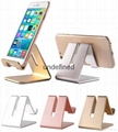 Universal Aluminum Alloy Charging Station Charging Stand Holder for Tablet