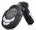 Wireless LED Display Car FM Transmitter MP3 Player with Dual USB Car Charger