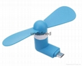 2017 Factory Portable USB Mini Fan for iPhone