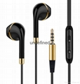 Universal 3.5mm wired stereo earphone